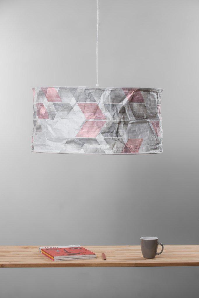 Lampa Lineworks z materiału Tyvek®